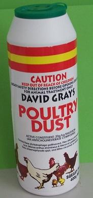 david poultry