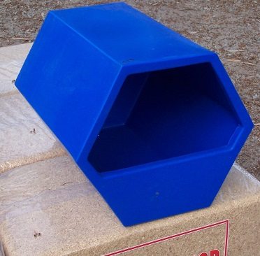 large hex nestbox