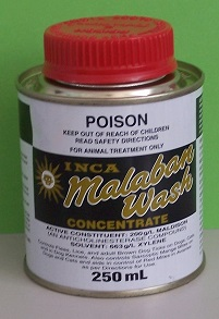malaban wash 250ml