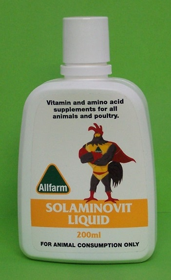 solaminovit liquid 200ml