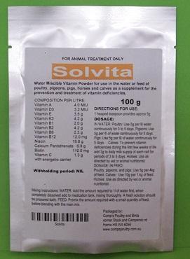 solvita 100g